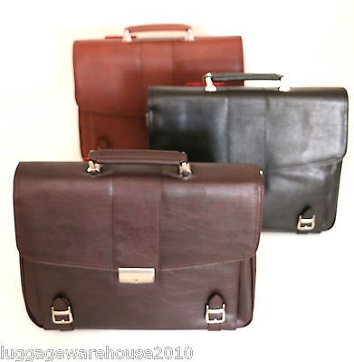 High #quality mens leather feel #business #laptop briefcase case messenger bag 34,  View more on the LINK: http://www.zeppy.io/product/gb/2/301643712609/