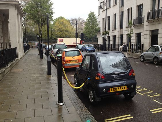 Electric Cars Charging Stations In Belgravia London Azhar