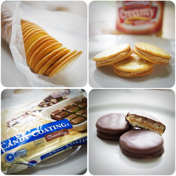 Taste Just like GS cookies! You have got to make these!