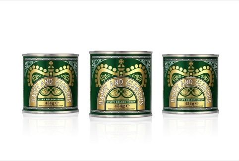 Tate and Lyle's Jubilee Golden Syrup