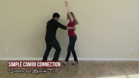 "This simple salsa dance video lesson will show you how to connect beginner and intermediate salsa dance moves into a simple combination. We will utilize a regular cross body lead, S-turn, Cross Body Lead 180 and a hammer lock loop over lock in sequence for this combination. If you have any questions on each of the individual moves, check out our previous videos at <a href=""http://www.addicted2salsa.com/videos"">http://addicted2salsa.com/videos</a>"