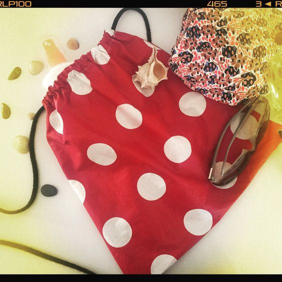 Sac à maillot, sac à crème solaire : Autres sacs par bazaracaro