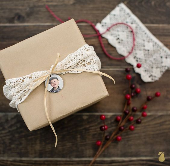 Our mini ornaments are just perfect for little displays of holiday cheer. Personalize yours today, whether to keep or give away as gifts. #GiftIdeas