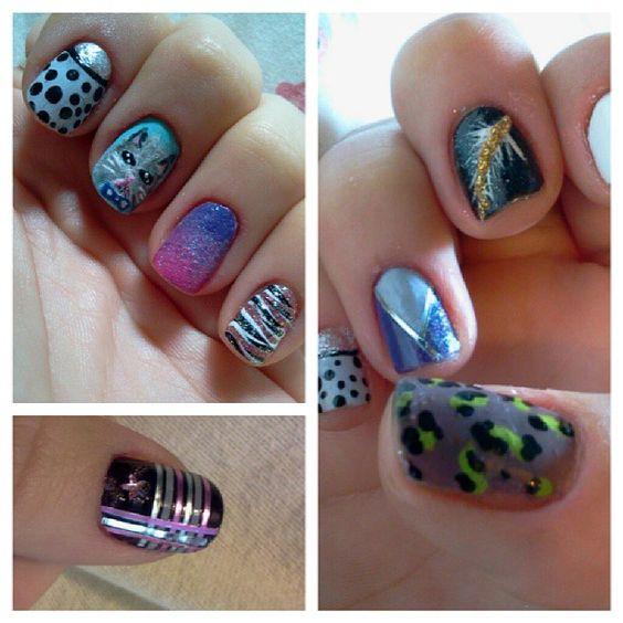 nail art, nails,