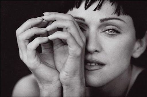 Madonna by Lindbergh
