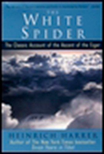 Download Pdf The White Spider The Classic Account Of The Ascent Of The Eiger Free Epub Mobi Ebooks Learn History Spider Books