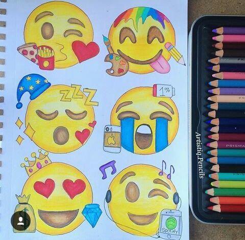 Pin By Gray Gseb Bello On Drawings Emoji Art Emoji Drawings Emoji Drawing