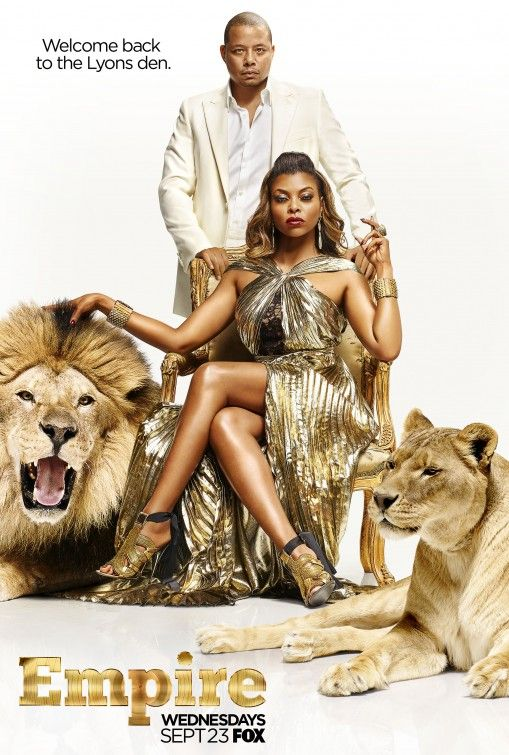 Empire!!!amazing show!just love cookie!!