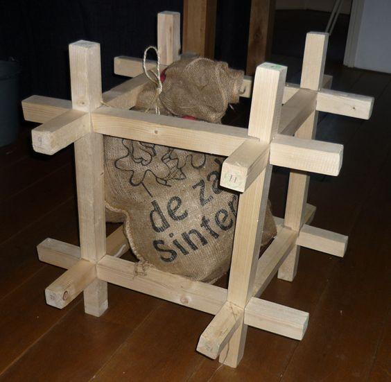 Puzzel de zak kan er pas uit als de puzzel is opgelost for Huis maken surprise