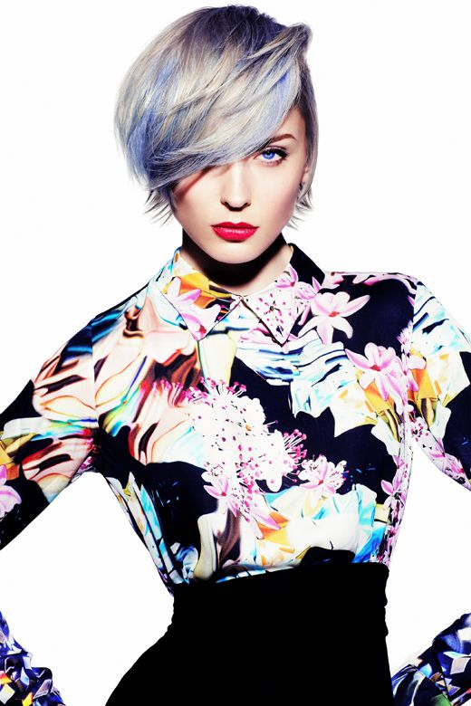 TONI HAIRDRESSING  New Collection 2013