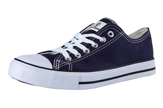 Amazon.com | Shinmax Low-Cut Canvas shoes Unisex Canvas sneaker- Season Lace Ups Shoes Casual Trainers for Men and Women | Fashion Sneakers
