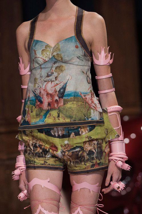 Undercover - Paris Fashion Week - Spring 2015