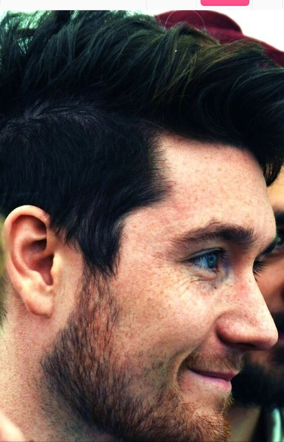 dan smith bastille ginger