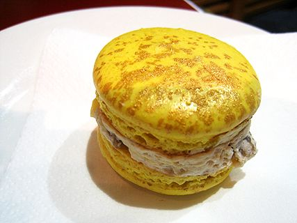 The perfect macaron