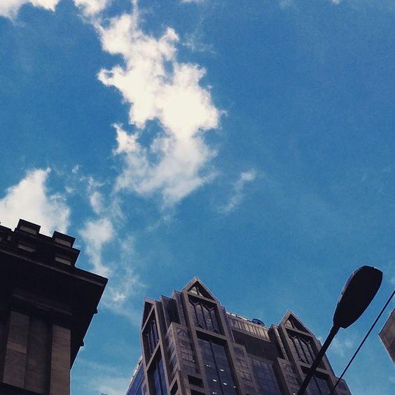Corner in the #city. #Melbourne #cityscape