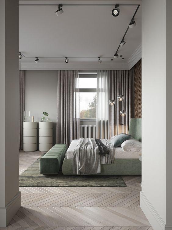 32 Modern Cozy Bedrooms You Should Keep interiors homedecor interiordesign homedecortips