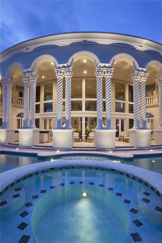 Mansion In Florida Luxury Homes Most Beautiful Homes