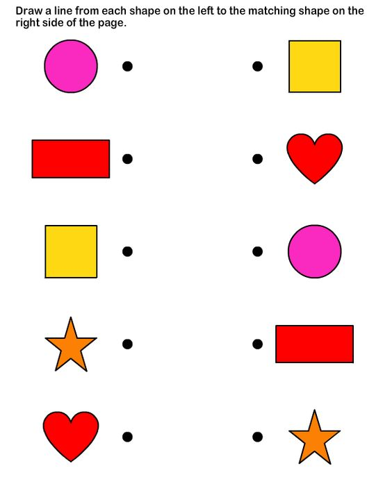 Shapes math Worksheets preschool Worksheets Math – Preschool Math Worksheet