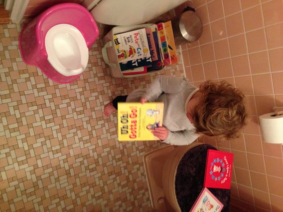 8 Steps to Potty Training a Young Toddler. Click here to learn more.
