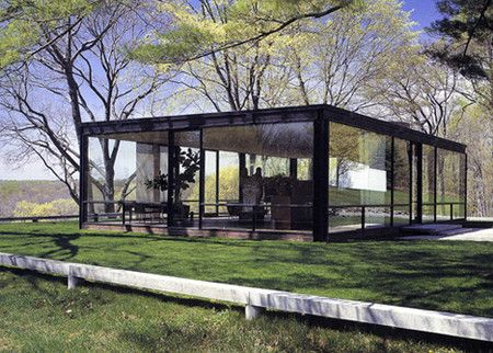 Philip Johnson GlassHouse