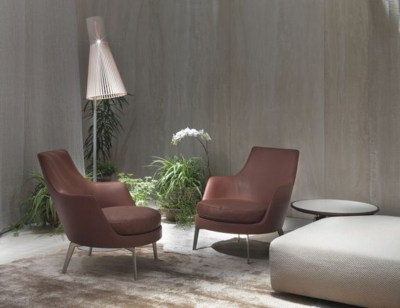 Flexform, Milan 2015: Guscio armchairs, project by Antonio Citterio., made in Italy. #piso18casa-flexform #masaryk #flexform #luxury #luxurylifestyle #qualitybrand #beautifullifestyle #madeinitaly  #piso18casa_flexform #italiandesign #contemporarydesign #contemporaryinteriors #contemporary #modern #modernfurniture #moderndesign #moderninteriors #luxuryfurniture #interiordesign #luxeinteriors #interiorarchitecture #polanco #furniture #antoniocitterio #armchair #flexformmexico #flexform_mexico…