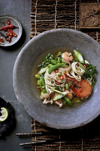 Asian broth #food #stills #photography