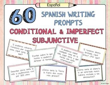 Topics to write about in spanish class
