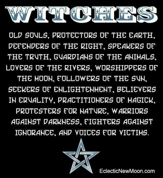 Magick Wicca Witch Witchcraft: #Witches.