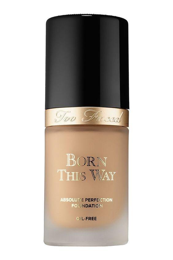 Too Faced Born This Way Foundationbestproductscom #FoundationForDrySkin