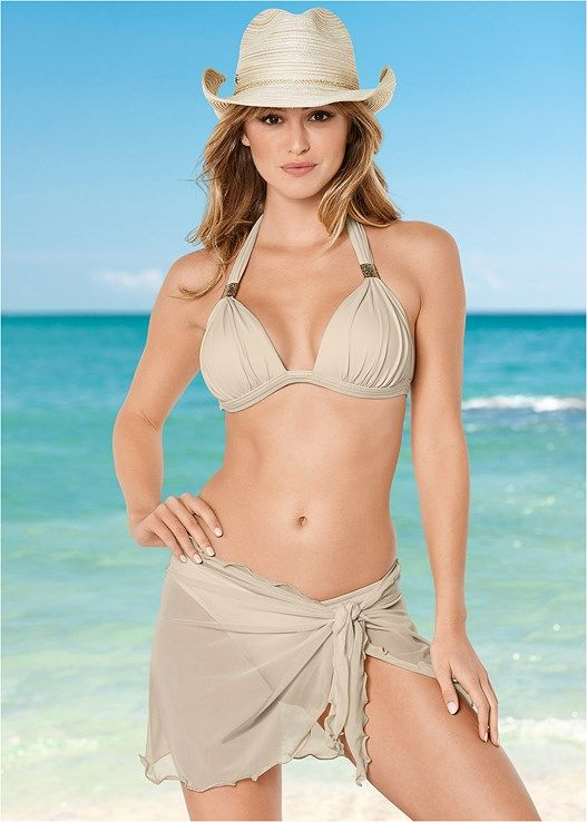 28+ Wrap skirt bathing suit cover up inspirations