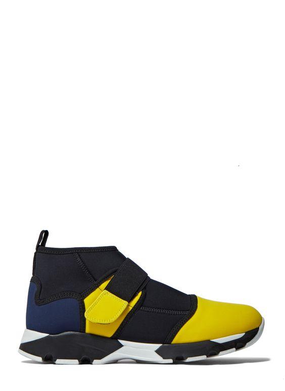 Marni Neoprene Shoe   LN-CC