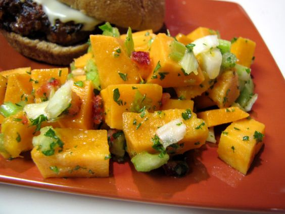 Sweet Potato Salad (Louisiana)