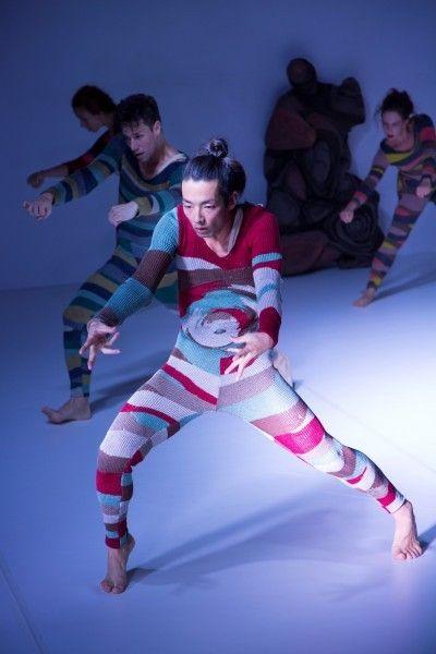 留学でダンスが進化した森山未來さん。まだまだ進化の途中です。