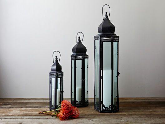 Nirvana Lanterns from Allegra Hicks