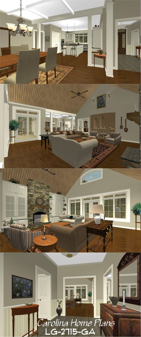 Home plans built for views