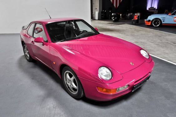 Porsche 968 Coupé 3.0 Tiptronic
