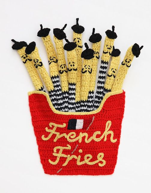 kate jenkins french fries