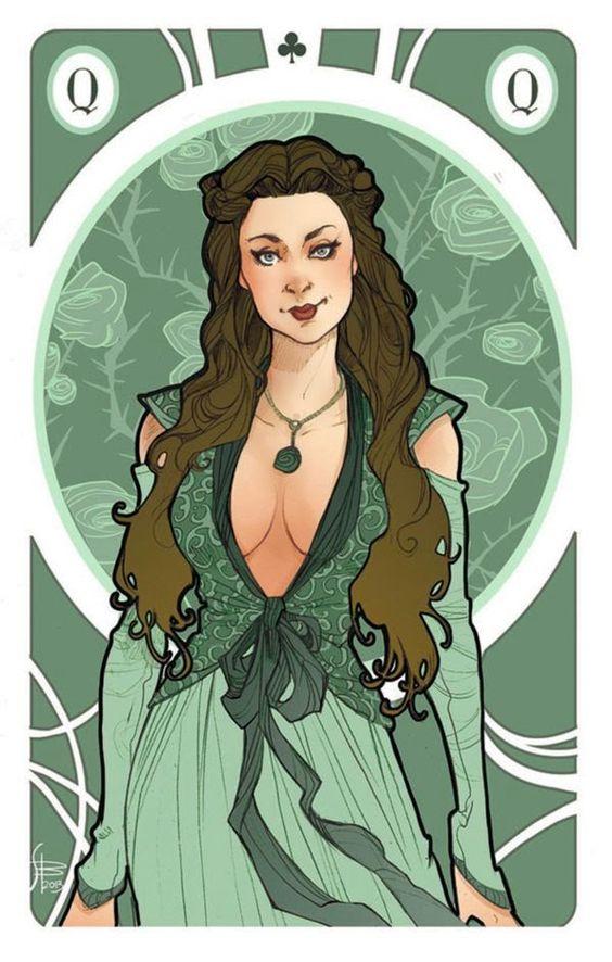 House Tyrell  Margaery Tyrell