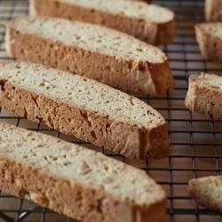 Vanilla biscotti @ allrecipes.co.uk