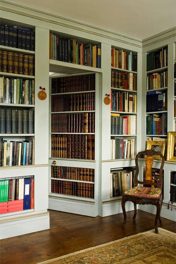 la porte secrete ma biblioth que biblioth que pinterest portes secr tes bcbg et portes. Black Bedroom Furniture Sets. Home Design Ideas
