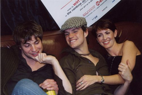 Gale Harold And Randy Harrison Relationship
