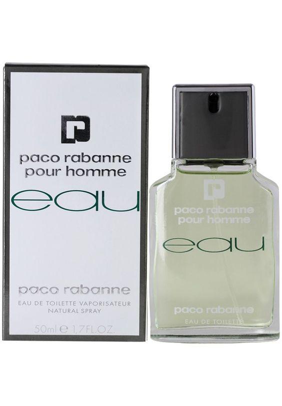 Paco Rabanne Eau De Toilette50ml - Buy Men's Men Eau De Toilette