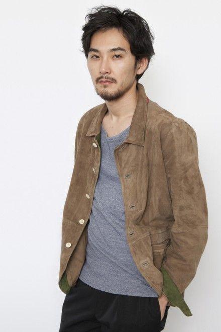 松田龍平のブラウン