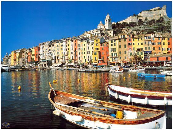 Portovenere, Italy.. I think I am in love..