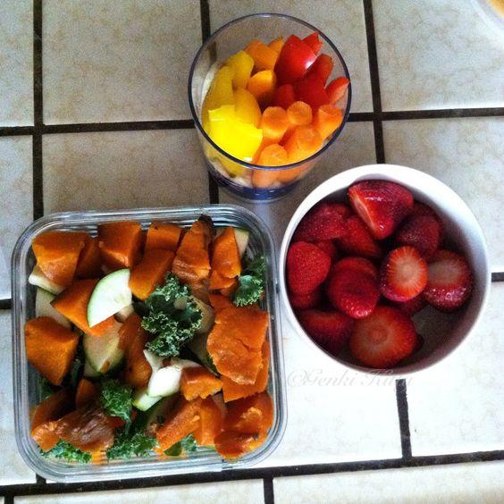 Whole Plant Based Vegan Lunch Ideas