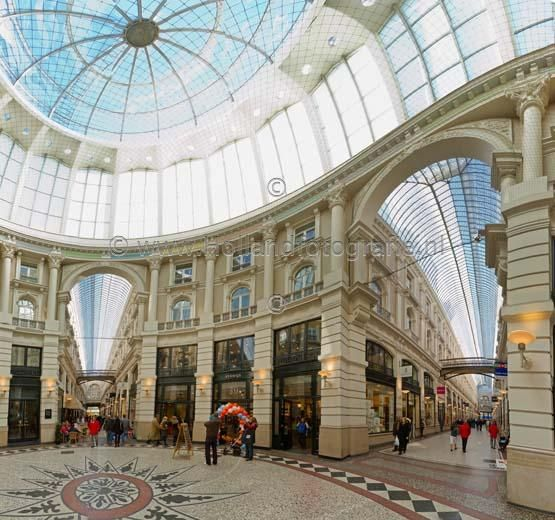 I loved shopping here..........De Passage, Den Haag  ( The Hague)........10 minutes from our house