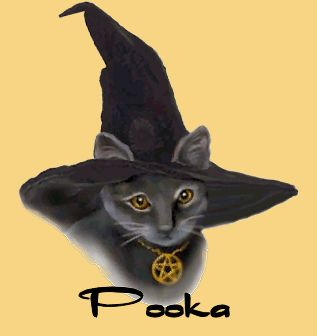 Pooka Pages for Pagan Kids  by Lora Craig-Gaddis