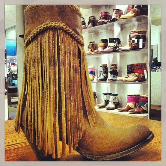 Old Gringo Kally Cowgirl Boots with Fringe at RiverTrailMercantile.com