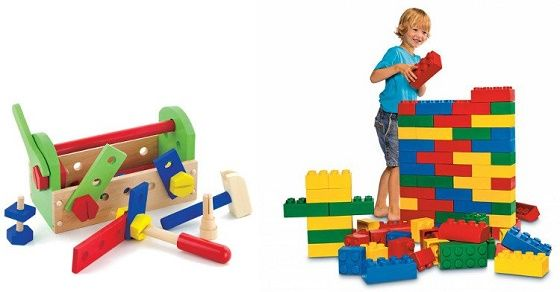 7 loại đồ chơi cho bé 5 tuổi phát triển toàn diện