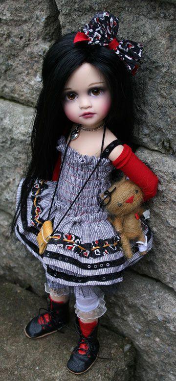 Valentina Rose, by Lorella Franconi: